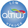 Altius approved CDM vendor logo
