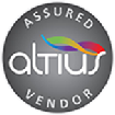 Altius approved vendor logo